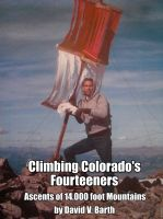 Cover for 'Climbing Colorado's Fourteeners'