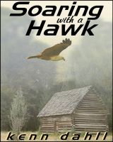 Cover for 'Soaring with a Hawk'