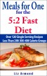 Meals for One for the 5:2 Fast Diet by Liz Armond