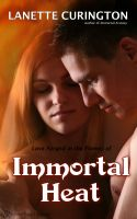 Cover for 'Immortal Heat'