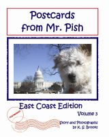 Cover for 'Postcards from Mr. Pish: East Coast Edition (Volume 3)'