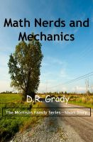 Cover for 'Math Nerds and Mechanics'