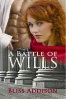 Cover for 'A Battle of Wills'