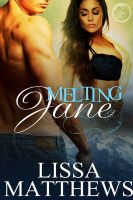 Cover for 'Melting Jane'
