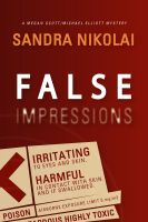 Cover for 'False Impressions'