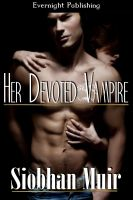 Cover for 'Her Devoted Vampire'