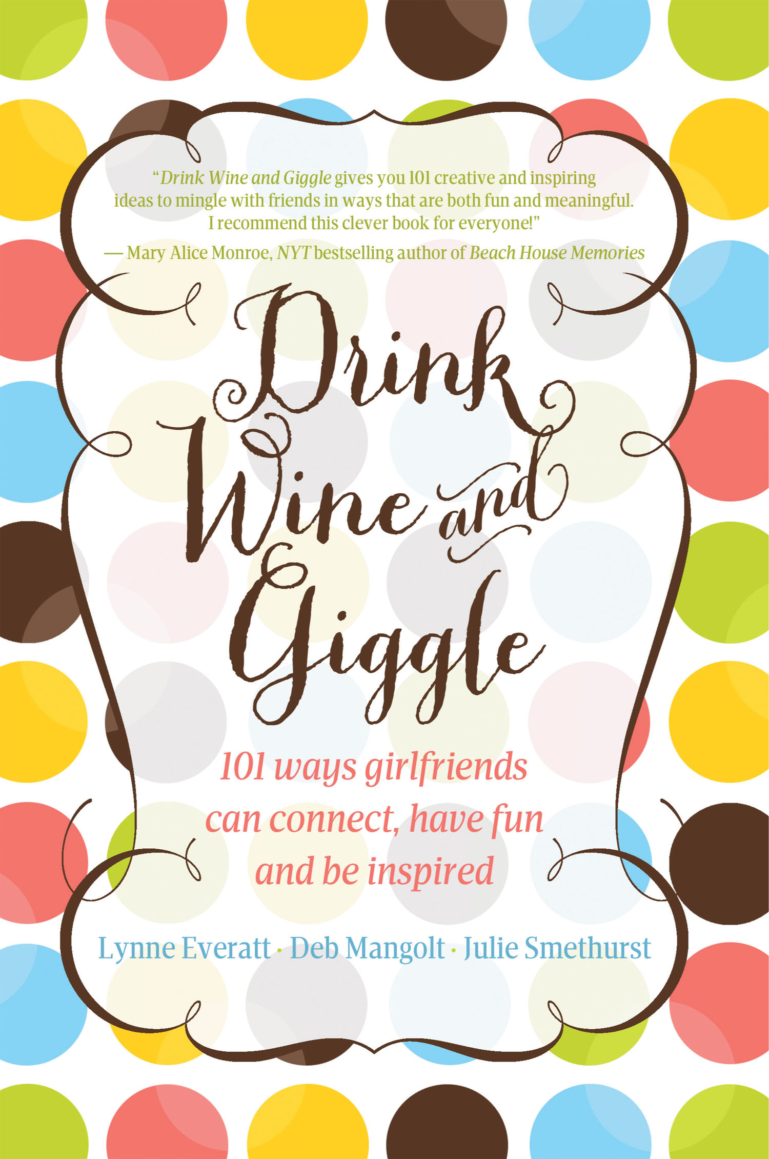 Drink Wine and Giggle cover