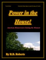 Cover for 'Power in the House!'