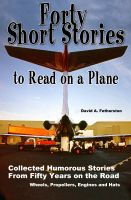 Cover for 'Forty Short Stories to Read on a Plane'
