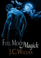 Cover for 'Full Moon Magick'