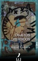 Cover for 'Objetos perdidos'