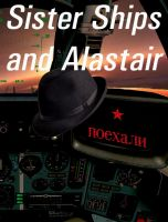 Cover for 'Sister Ships and Alastair'