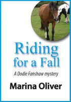 Cover for 'Riding for a Fall'