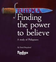 Cover for 'Finding the Power to Believe: a study in Philippians'