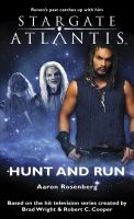 Cover for 'STARGATE SGA-13 Hunt and Run'