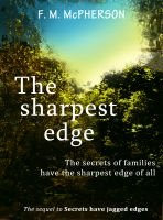 Cover for 'The sharpest edge'