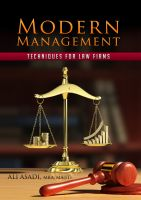 Cover for 'Modern Management Techniques for Law Firms'