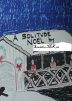 Cover for 'A Solitude Noel'