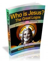 Cover for 'Who is Jesus? The Great Logos'