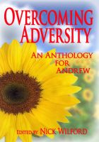 Cover for 'Overcoming Adversity: An Anthology for Andrew'