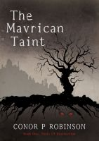 Cover for 'The Mavrican Taint'