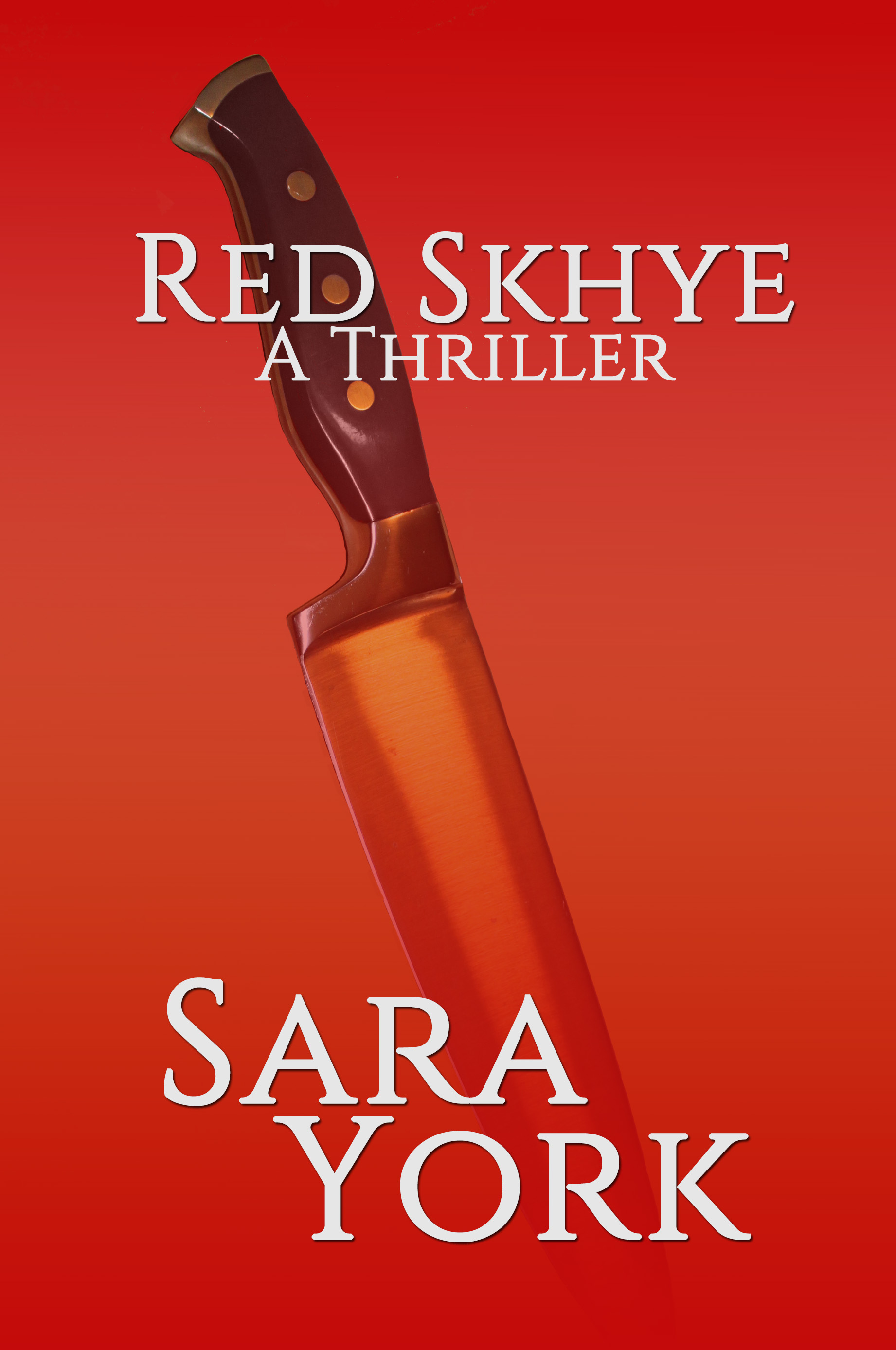 Sara York - Red Skhye
