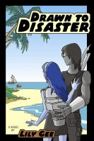 Cover for 'Drawn to Disaster'