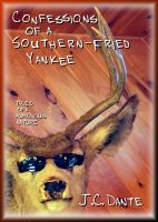 Cover for 'Confessions of a Southern-Fried Yankee'