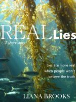 Cover for 'Real Lies'