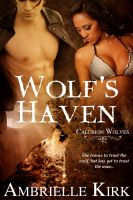 Cover for 'Wolf's Haven (Caedmon Wolves)'