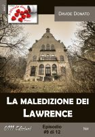 Cover for 'La maledizione dei Lawrence #9'