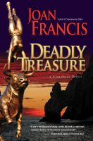 Cover for 'Deadly Treasure'