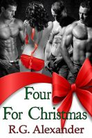 Cover for 'Four For Christmas'