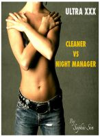 Cover for 'Ultra XXX: Cleaner VS Night Manager'