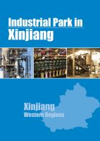Cover for 'Industrial Parks in Xinjiang'