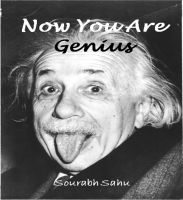 Cover for 'Now You Are Genius'