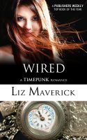 Cover for 'Wired (Timepunk Romance #1)'