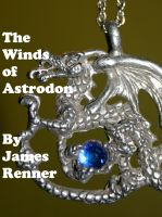 Cover for 'The Winds of Astrodon'