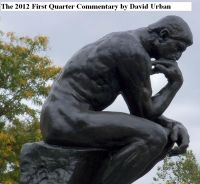Cover for '2012 First Quarter Investment Commentary'