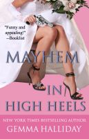 Cover for 'Mayhem In High Heels'