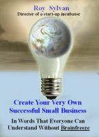 Cover for 'Create Your Very Own Successful Small Business'