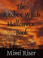 Cover for 'The Kitchen Witch Halloween Book'