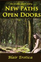 Cover for 'New Paths, Open Doors'