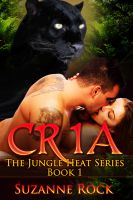 Cover for 'Cria - Book #1 in the Jungle Heat Series'