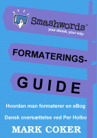 Cover for 'Smashwords Formateringsguide'