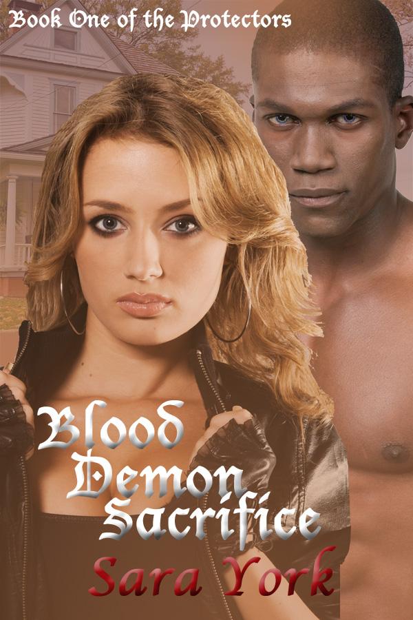 Sara York - Blood Demon Sacrifice