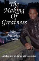 Cover for 'The Making of Greatness'