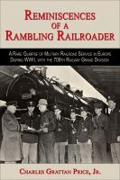 Cover for 'Reminiscences of a Rambling Railroader'