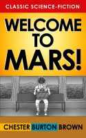Cover for 'Welcome to Mars!'