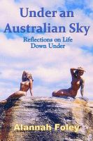 Cover for 'Under an Australian Sky'
